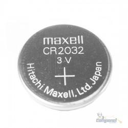 Bateria Lithium 3v CR2032 Maxell